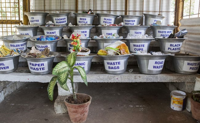 mysuru garbage bloomberg