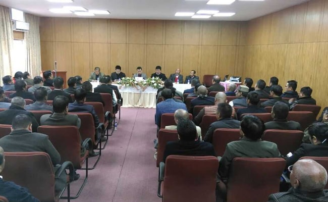 12-Hour Bandh Begins In Nagaland