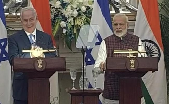 Read: Full Text Of PM Narendra Modi's Statement In Press Conference With Israeli PM Benjamin Netanyahu