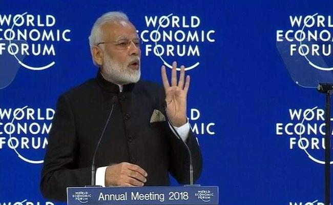 'Globalisation Losing Sheen': PM Modi's Warning At Davos