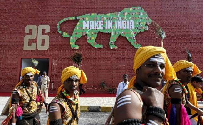 narendra modi make in india reuters