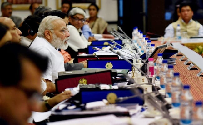 By April, Niti Aayog To Come Out With Ranking Of 115 Aspirational Districts