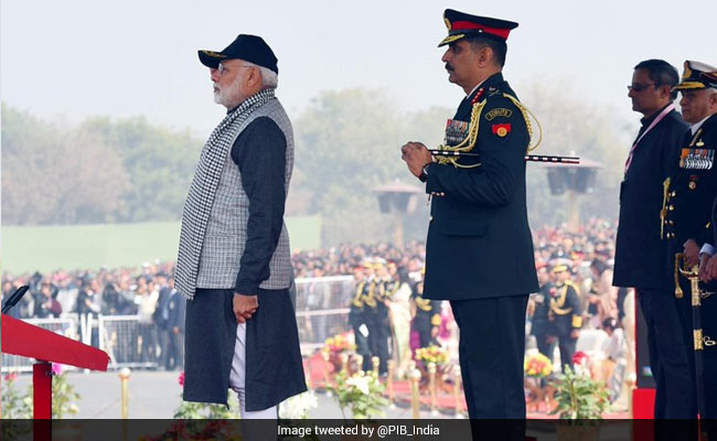 PM Modi takes a dig at Lalu Prasad