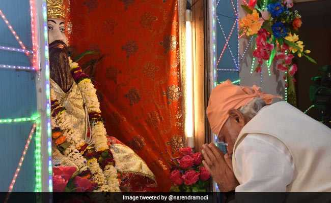 PM Narendra Modi Pays Tribute To Guru Ravidas On Twitter, Says 'Government Guided By His Ideals'