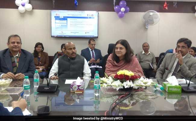 Maneka Gandhi Launches NARI, One Portal For All Schemes For Women