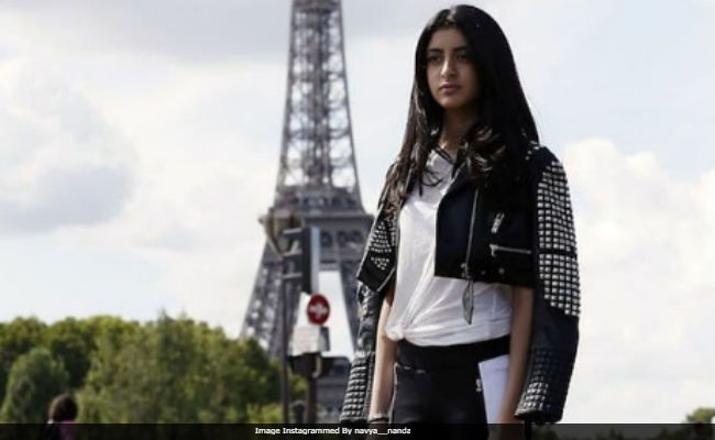 Oh, Nothing. Just Another Pic Of Navya Naveli Nanda Looking Lovely