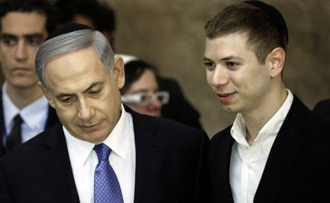 Benjamin Netanyahu's Son Brags About Prostitutes, $20 Billion Deal For Friend's Dad In Strip Club Rant