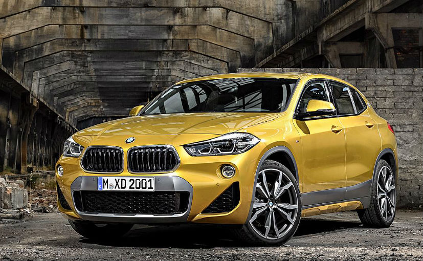 new bmw x2 suv