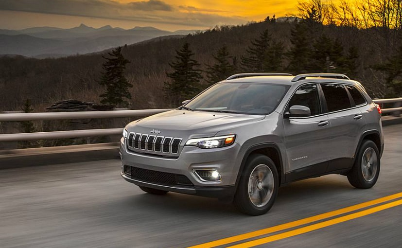 The Jeep Cherokee will be launched with a new 266 bhp turbocharged 2-litre engine