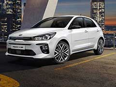 New Kia Rio GT-Line Revealed Ahead Of Geneva Debut
