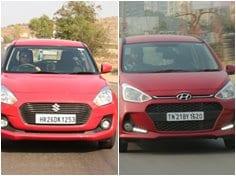 Maruti Suzuki Swift vs Hyundai Grand i10: Features And Specifications Comparison
