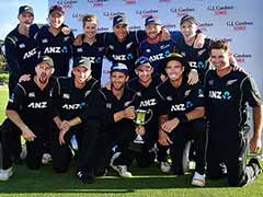 New Zealand Complete Series Whitewash Over Pakistan