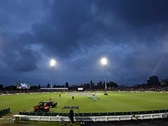 New Zealand, West Indies Second T20I Abandoned