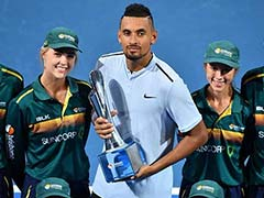 Nick Kyrgios Claims Brisbane International Title With Scintillating Display