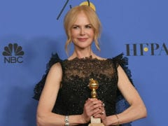 Golden Globes 2018: Nicole Kidman Didn't Thank Her Kids With Tom Cruise. It's Not The First Time