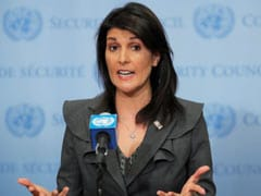 "After Trump's ""Shithole"" Slur, Nikki Haley Voices Regret To African UN Envoys"
