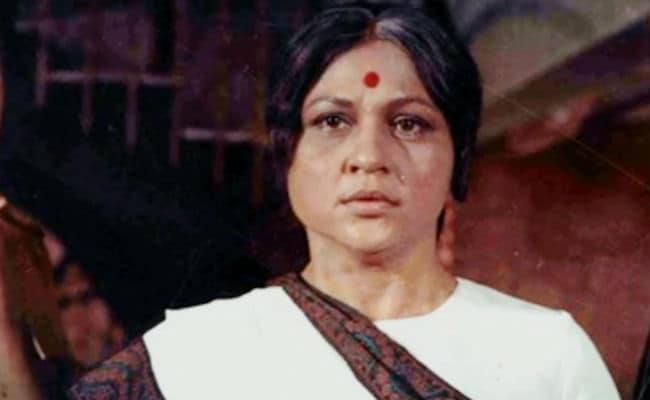 Deewar's Maa Nirupa Roy's Sons Fight Over Her Property