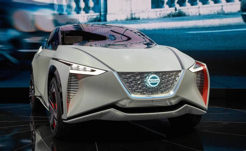 Nissan IMX Concept (Image used only for representation purposes)