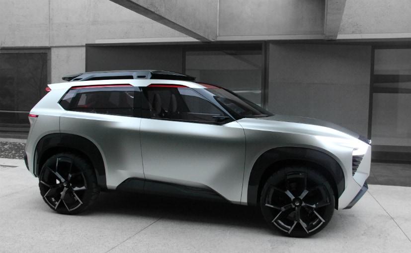 2018 detroit auto show nissan unveils xmotion compact suv. Black Bedroom Furniture Sets. Home Design Ideas