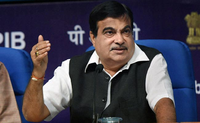 All Happy To Build Dams, But None Interested In Sending Water To Farms: Nitin Gadkari