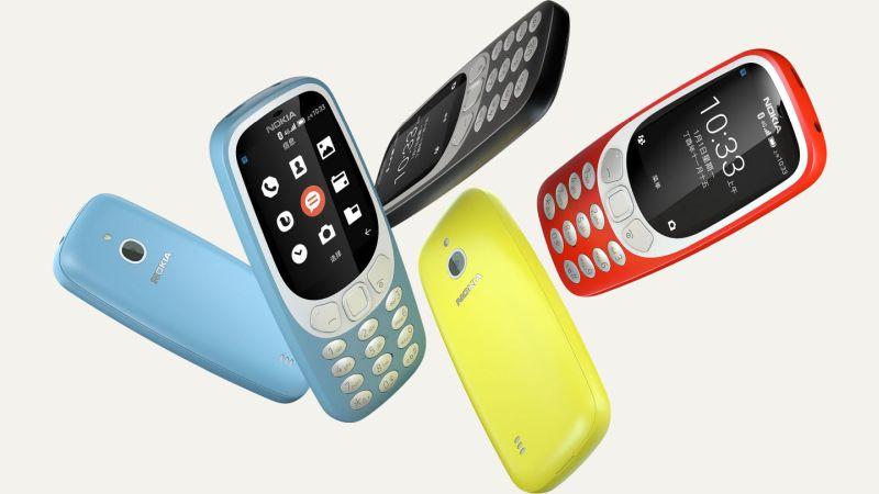 Nokia 3310 4जी वेरिएंट लॉन्च, जानें सारे स्पेसिफिकेशन