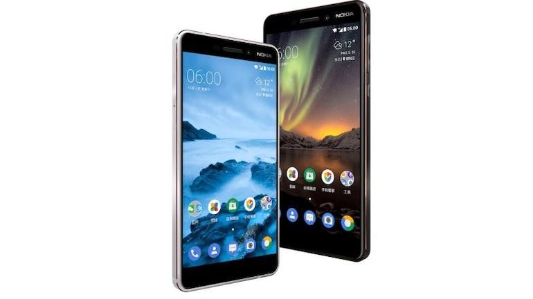 Nokia 6 (2018) लॉन्च, इसमें है 4 जीबी रैम और 16 मेगापिक्सल कैमरा