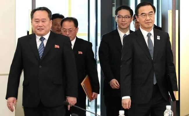 In Rare Inter-Korean Talks, North Korea Pledges 'Invaluable' Gift