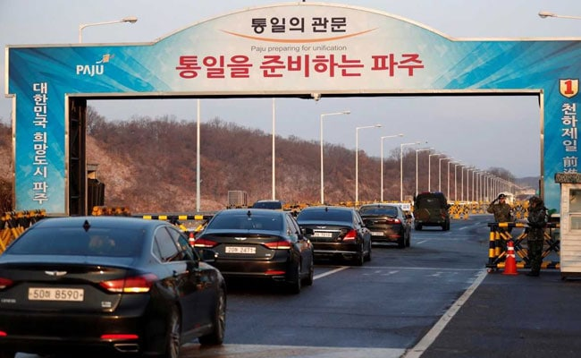 North, South Korea Begin First Talks In Over 2 Years As Winter Olympics Helps Break Ice