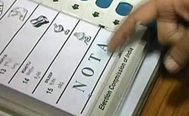 Hold Re-Election If NOTA More Than Winning Margin: Former Election Commissioner