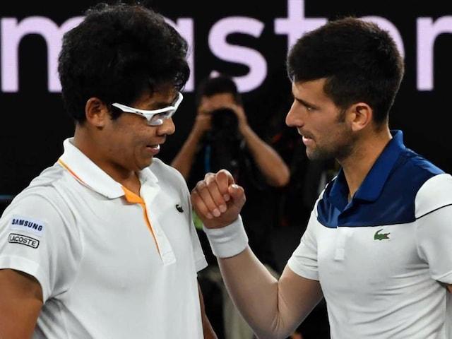 Australian Open: South Korean Chung Hyeon Stuns Six-Time Champion Novak Djokovic In Fourth Round