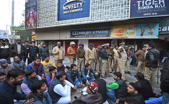 Yogi Adityanath Orders UP Police To Be Tough On 'Padmaavat' Protesters
