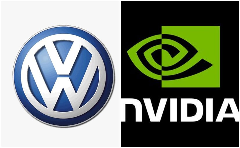 Nvidia Partners With Uber Volkswagen In Self Driving Technology