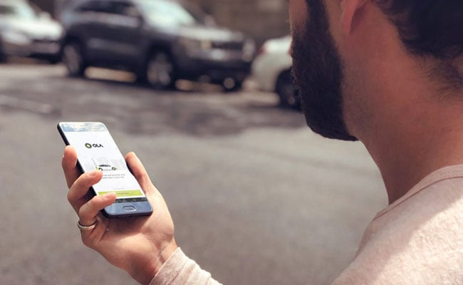 Ola has over 25,000 drivers registered on the platform in London.
