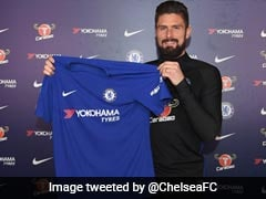 Premier League: Olivier Giroud Joins Chelsea From Arsenal