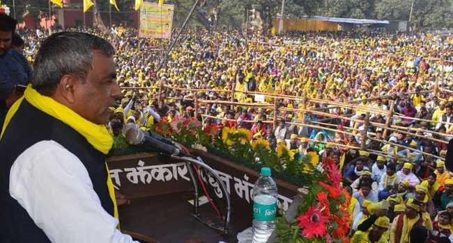 राज्यसभा चुनाव में बिगड़ सकता है बीजेपी का गणित, अब यूपी में इस सहयोगी पार्टी ने दिखाई आंखें