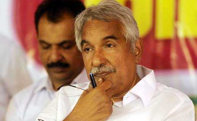 Senior Congress Leader Oommen Chandy Tests Positive For COVID-19