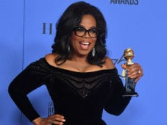 Hollywood Stars Declare War On Sexual Misconduct At Globes