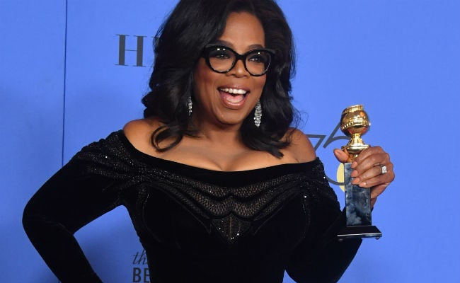 Trump Lashes Out At Oprah On Twitter, Calling Her 'Insecure'
