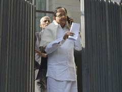 """Comedy Of Errors,"" Says P Chidambaram After Raids At His Chennai, Delhi Homes"