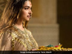 """<i>Padmaavat</i>"" Box Office Collection Day 2: Deepika Padukone, Ranveer Singh and Shahid Kapoor's Film Collects Rs 32 Crore More"