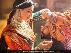 """<i>Padmaavat</i>"" Box Office Collection Day 5: Deepika Padukone's Film Passes Monday Test. 129 Crore And Counting"