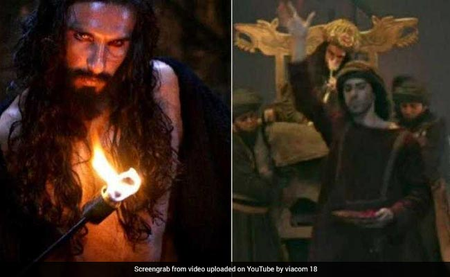 Ranveer Singh Calls 'Padmaavat' Co-Star Jim Sarbh 'A Special Talent'