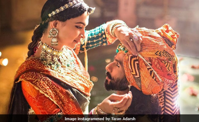 'Padmaavat' Box Office Collection Day 5: Deepika Padukone's Film Passes Monday Test. 129 Crore And Counting