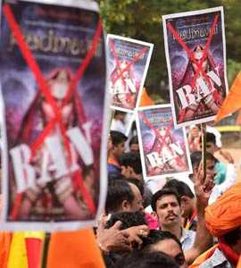Rajasthan Women Draw Swords, Threaten 'Jauhar': Padmaavat Protest
