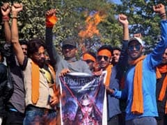 "<i>""Padmaavat""</i> Row: Over 100 Karni Sena Supporters Detained In Mumbai"