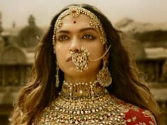 "On ""<i>Padmaavat</i>"" Release, Rajput Women Seek President's Permission To End Lives"