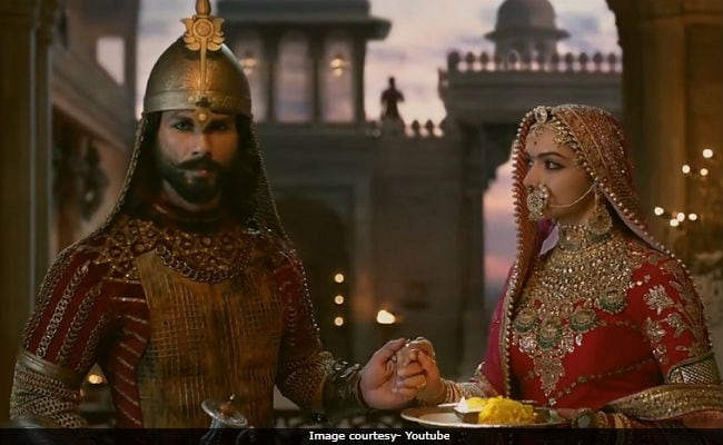 padmaavat youtube