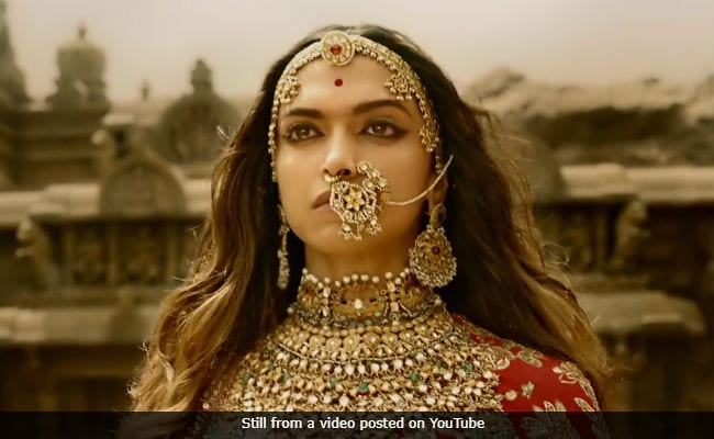 On 'Padmaavat' Release, Rajput Women Seek President's Permission To End Lives