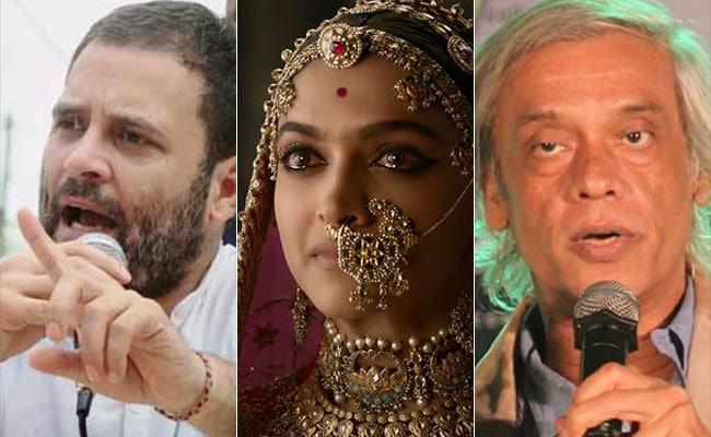 'पद्मावत' के विरोध में हिंसा, हिंसा के विरोध में एकजुट नेता-अभिनेता, जानें किसने क्या कहा..