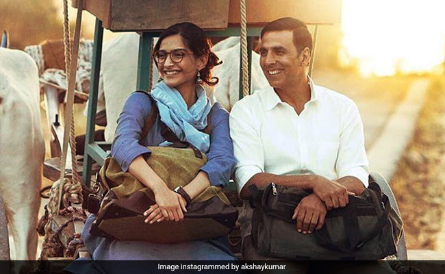 PadMan Star Sonam Kapoor Says Screen Time Matters Least To Her
